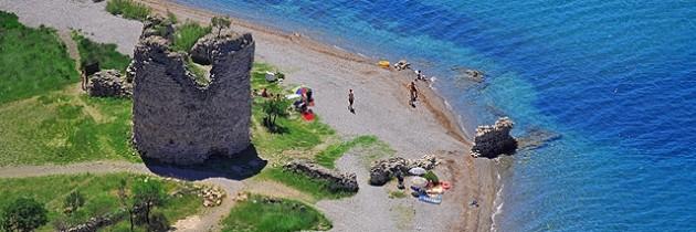 starigrad paklenica beach