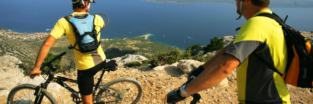 mountain biking velebit
